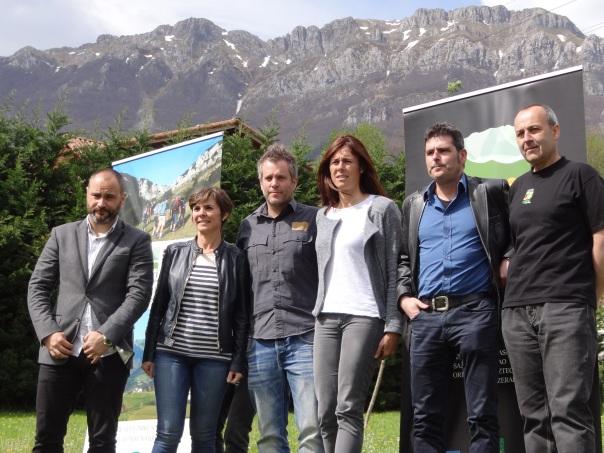 Basque Highlands aurkezpena