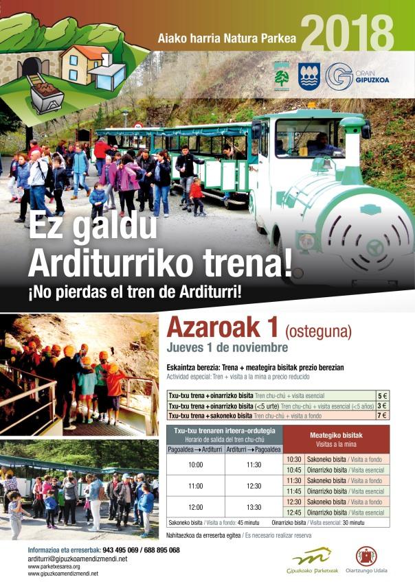 Tren Berdea 2018 AZAROAK 1_ELEBIDUN