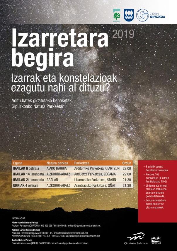 Izarretara begira_2019