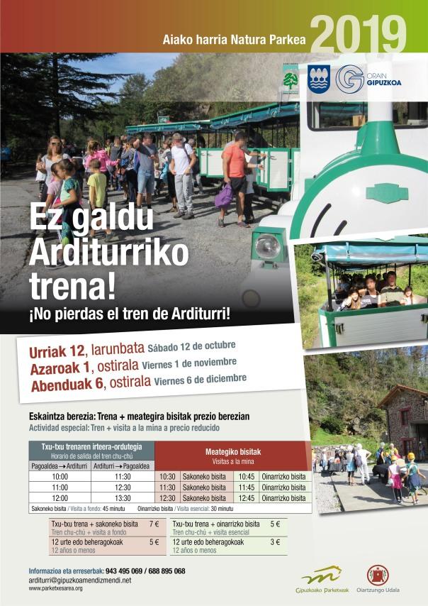 Tren Berdea 2019 udazkena_ELEB
